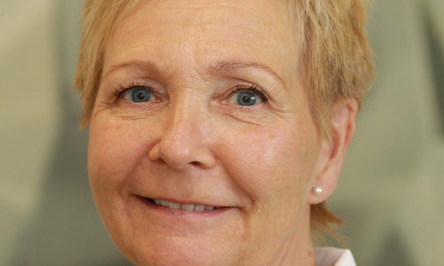Tannhelsesekretær Elin Fremstad