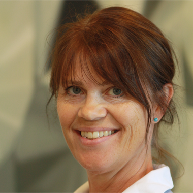 Tannhelsesekretær Marianne Røsland